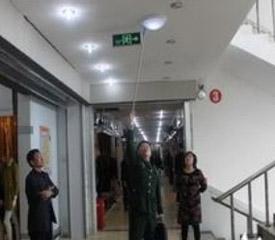 贵州消防施工现场